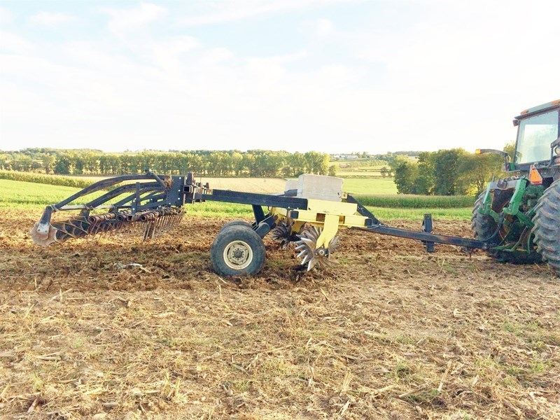 2000 Aerway  AW1500 Tillage For Sale