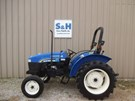 Tractor For Sale:  2014 New Holland WORKMASTER 45 , 45 HP
