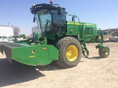 Windrower For Sale 2015 John Deere W260