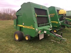 Baler-Round For Sale:  2001 John Deere 567