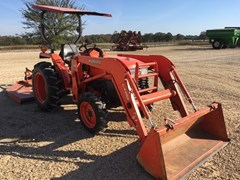 Tractor For Sale:  2006 Kubota L3400D