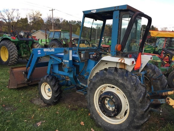 Ford 2120 Tractor : Ford tractor for sale z m ag and turf ny pa