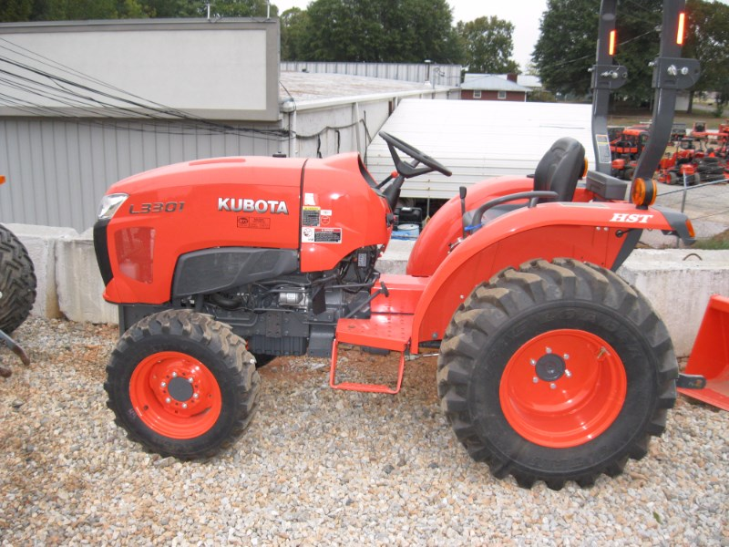 2015 Kubota L3301HST Tractor For Sale