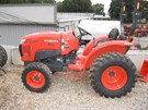 Tractor For Sale:  2015 Kubota L3301HST , 30 HP