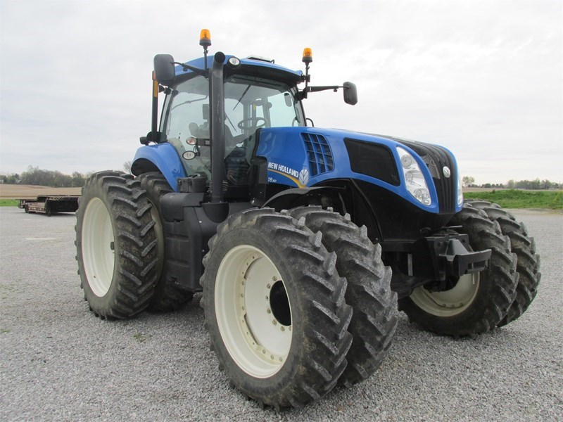 2013 New Holland T8.360 Tractor For Sale