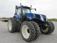 Tractor For Sale 2013 New Holland T8.360 , 265 HP