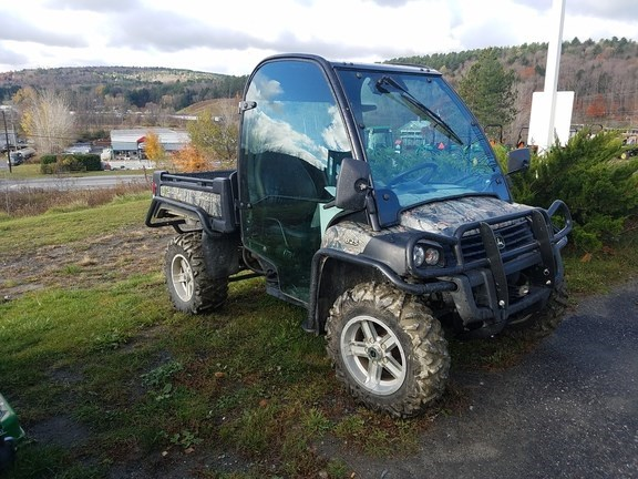 2012 John Deere XUV 825I CAMO Utility Vehicle For Sale