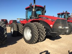 Tractor For Sale 2013 Case IH STEIGER 350 HD , 350 HP