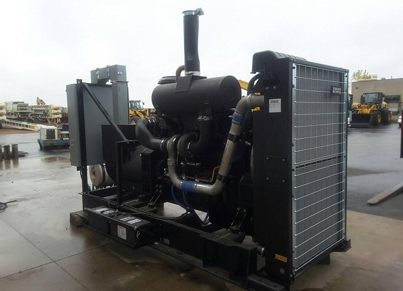 2016 VOLVO PENTA 500 KW Generator & Power Unit For Sale