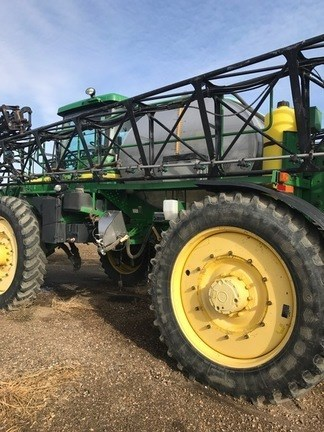 2004 John Deere 4920 Sprayer-Self Propelled For Sale