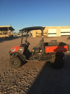 Utility Vehicle For Sale:  Kubota RTV-X900G-H