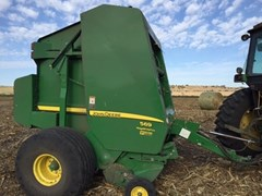 Baler-Round For Sale:  2014 John Deere 569