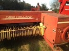 Baler-Square For Sale:  1990 New Holland 575