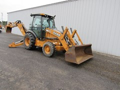 Loader Backhoe For Sale:  2012 Case 580 Super N