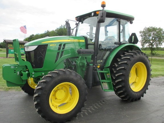 2015 John Deere 6115D Tractor For Sale