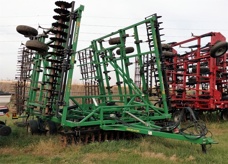 2009 Great Plains 8333 Field Cultivator For Sale
