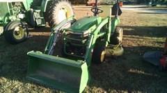Tractor For Sale:  2010 John Deere 2305 , 24 HP
