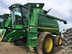 Combine For Sale:  2000 John Deere 9550