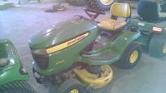 Riding Mower For Sale:  2009 John Deere X300 , 17 HP