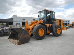 Wheel Loader For Sale 2015 Hyundai HL740-9A