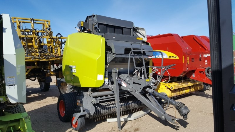 2010 Claas 380RC Baler-Round For Sale