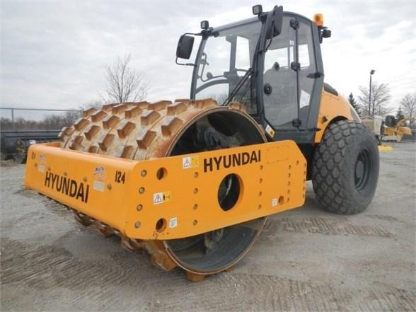 2016 Hyundai HR120C-9 Compactor-Asphalt