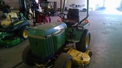 Tractor For Sale:  1986 John Deere 755
