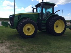 Tractor For Sale:  2012 John Deere 8335R , 335 HP