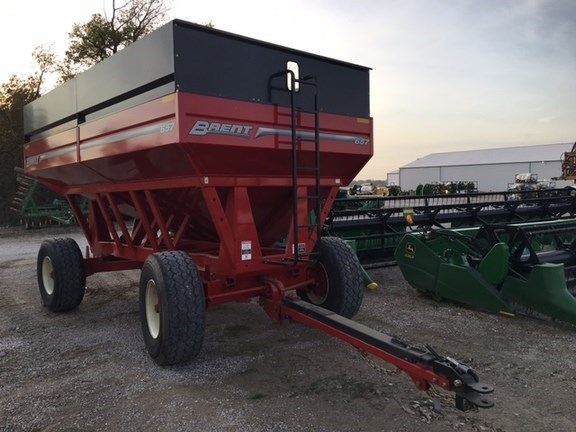 2015 Brent 657 Gravity Box For Sale