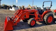 Tractor :  Kubota L5460HST