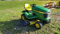 Riding Mower For Sale:  2010 John Deere X360 , 22 HP