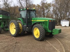 Tractor For Sale:  1999 John Deere 8100 , 160 HP