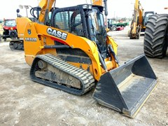 Skid Steer-Track For Sale:  2014 Case TR320 , 84 HP