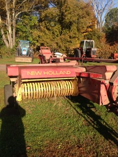 Baler-Square For Sale New Holland 273