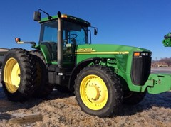Tractor For Sale 2000 John Deere 8310 , 205 HP