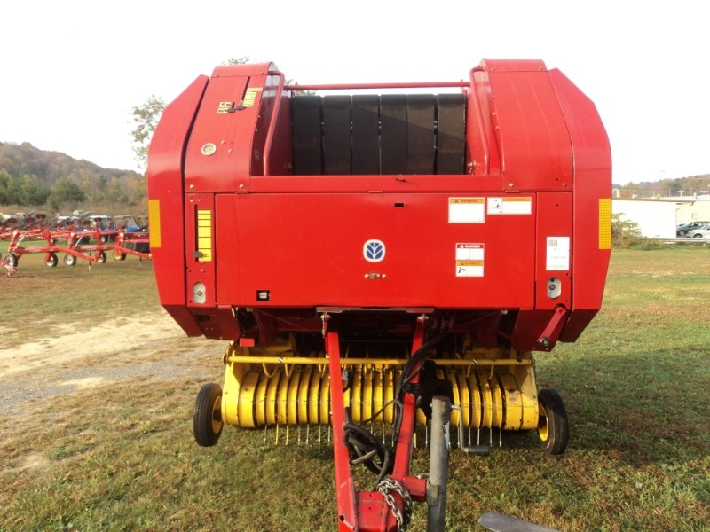 2003 New Holland BR740 Baler-Round For Sale