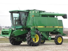 Combine For Sale 1991 John Deere 9400