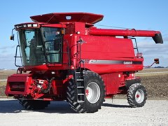 Combine For Sale 2007 Case IH AFX 2577
