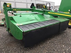 Mower Conditioner For Sale:  2010 John Deere 635