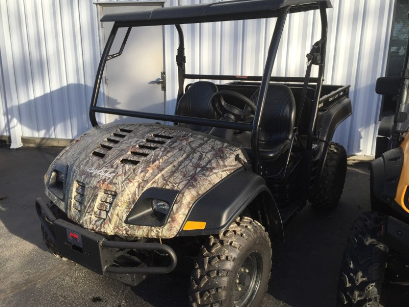 2016 Cub Cadet Volunteer 4X4 EFI Utility Vehicle For Sale