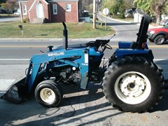 Tractor For Sale 1996 New Holland 4630 W/7310 , 55 HP