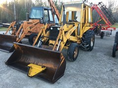 Loader Backhoe For Sale:   Case 580B
