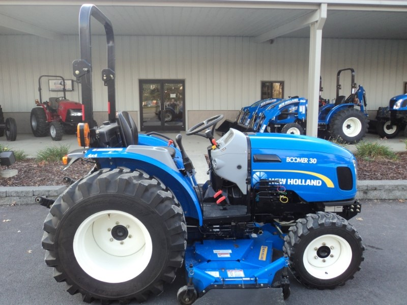 2011 New Holland Boomer 30 Tractor For Sale