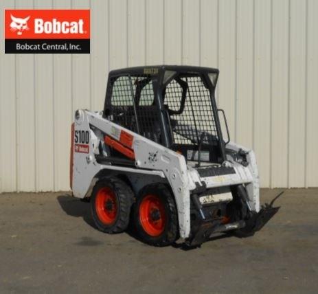 2010 Bobcat S100 Skid Steer For Sale