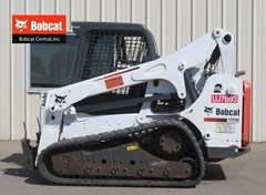 Skid Steer-Track For Sale:  2013 Bobcat T770 , 92 HP