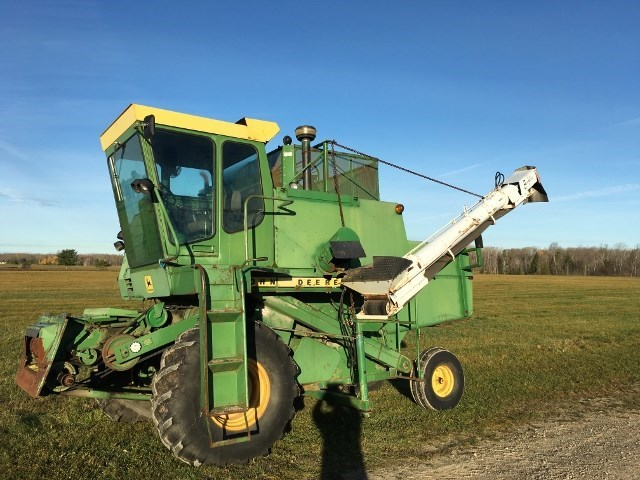 John Deere 6600 Combine For Sale