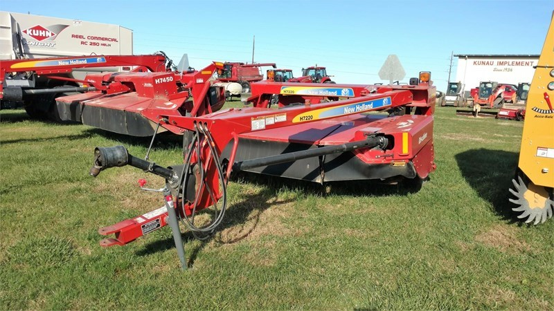 New Holland H7220 Mower Conditioner For Sale