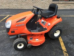 Riding Mower For Sale 2006 Kubota T1670A-40 , 15 HP