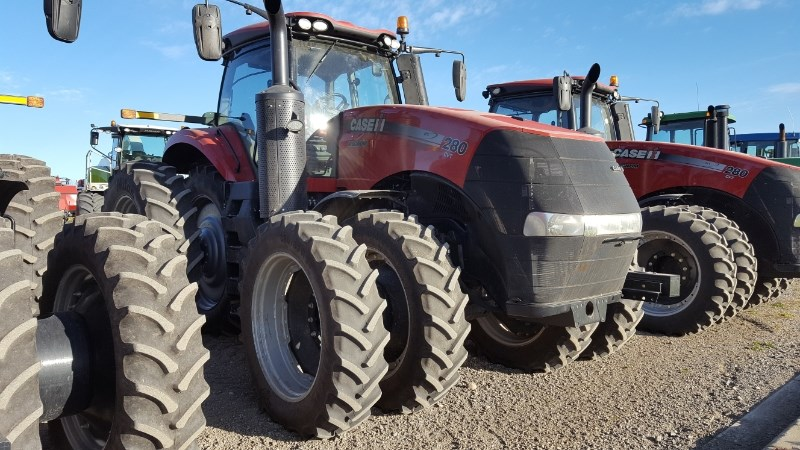 2016 Case IH 280MAGCVT Tractor For Sale