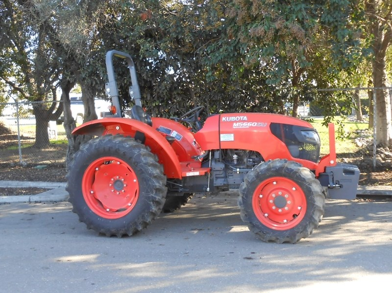 Kubota M5660SUHD Tractor For Sale